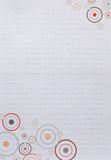 Paper pattern Stock Photography