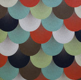 A paper pattern. Royalty Free Stock Image