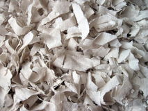 Paper pieces pattern Royalty Free Stock Photography
