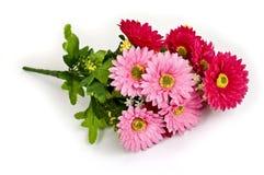 Paper pink flower Stock Photos