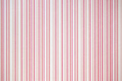 Paper with pink stripes Royalty Free Stock Image
