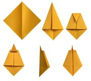 Paper plane 09 Royalty Free Stock Image