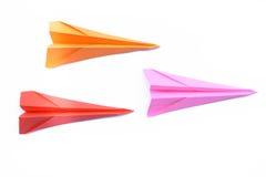 Paper plane Stock Image