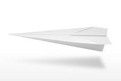 Paper plane Royalty Free Stock Photos