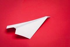 Paper plane Royalty Free Stock Photo