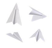 Paper planes Stock Image