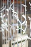 Paper Prayer Knots Stock Images