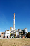 Paper and pulp mill - Cogeneration power plants Royalty Free Stock Images