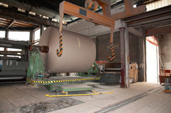 Paper and pulp mill - Factory, Plant Royalty Free Stock Photography