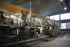 Paper and pulp mill - Factory, Plant Royalty Free Stock Images