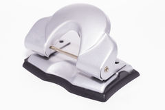 Paper punch. Royalty Free Stock Photo