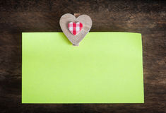 Paper for recording Royalty Free Stock Image