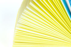 Paper records Royalty Free Stock Image
