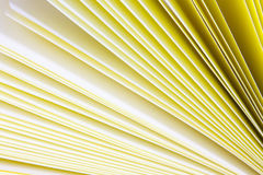 Paper records Royalty Free Stock Photos