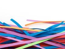 paper remsor Arkivbild