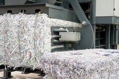 Paper remsor Royaltyfria Foton