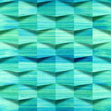 Paper repetitive blocks for seamless wallpaper Stock Image