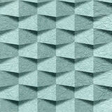 Paper repetitive blocks for seamless wallpaper Stock Images