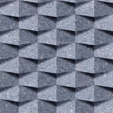 Paper repetitive blocks for seamless wallpaper Royalty Free Stock Photo