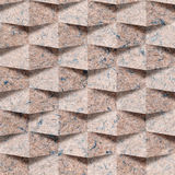 Paper repetitive blocks for seamless wallpaper Royalty Free Stock Photography