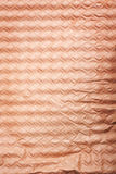 Paper with rhombus pattern. Texture of brown retro-styled paper with rhombus pattern Royalty Free Stock Photo