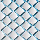 Paper rhombuses Royalty Free Stock Image