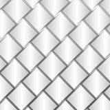 Paper rhombuses Stock Photos