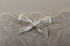 Paper ribbon Royalty Free Stock Photography