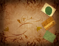 paper rice royaltyfri illustrationer