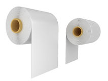 Paper roll Royalty Free Stock Images