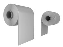 Paper roll Royalty Free Stock Photography