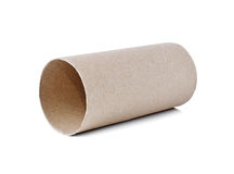 Paper roll of bathroom Royalty Free Stock Photo
