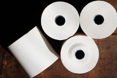 Paper Rolls Royalty Free Stock Images