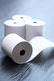 Paper Rolls Stock Photography
