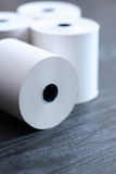 Paper Rolls Stock Photos
