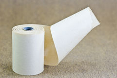 Paper rool Royalty Free Stock Image