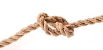Paper rope Stock Photo