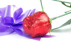Paper rose Stock Photography