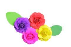 Paper rose Royalty Free Stock Photos