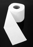 paper rulltoalett Arkivfoton