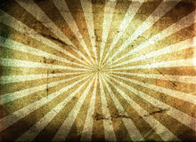 Paper with saun rays Royalty Free Stock Images