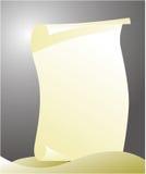 Paper sheet Stock Image