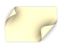 Paper sheet Stock Photos