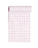 Paper sheet cage Royalty Free Stock Photography