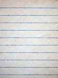 Paper sheet texture Royalty Free Stock Images