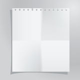Paper sheet Stock Photography
