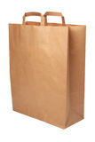 Paper shopping bag. Royalty Free Stock Image