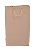 Paper shopping bag Royalty Free Stock Images