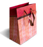 Paper shopping bag Royalty Free Stock Photo