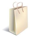 Paper shopping bag Royalty Free Stock Image